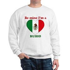 Rubio, Valentine's Day Sweatshirt