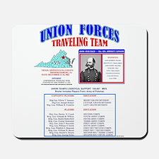 BATTLE OF FREDERICKSBURG, UNION FORCES, Mousepad