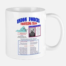 BATTLE OF FREDERICKSBURG, UNION FORCES, VIRGI Mugs