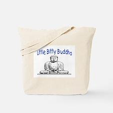 LITTLE BITTY BUDDHA Tote Bag