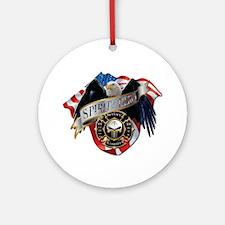SoaH Logo Ornament (Round)