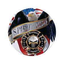 """SoaH Logo 3.5"""" Button"""