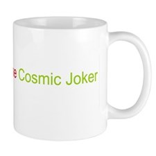 Don't fool with the Cosmic Joker Mug
