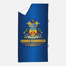Christchurch NZ Beach Towel