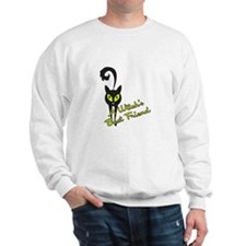 Witchs Friend Sweatshirt