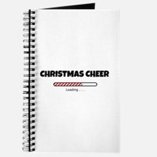Christmas Cheer Loading Journal