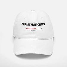Christmas Cheer Loading Baseball Baseball Cap