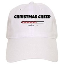 Christmas Cheer Loading Baseball Cap
