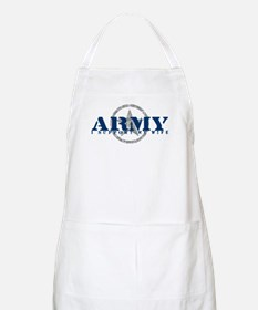 Army - I Support My Wife BBQ Apron