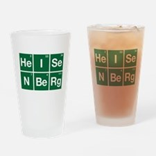 Breaking Bad - Heisenberg Drinking Glass