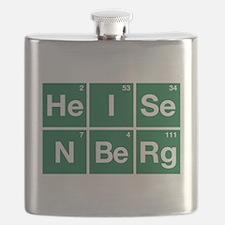 Breaking Bad - Heisenberg Flask