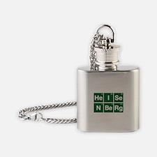 Breaking Bad - Heisenberg Flask Necklace