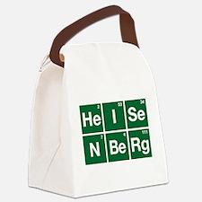 Breaking Bad - Heisenberg Canvas Lunch Bag