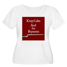 Fix Bayonets Shirts Plus Size T-Shirt