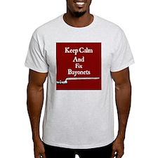 Fix Bayonets Shirts T-Shirt