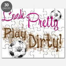 Dirty Soccer Puzzle