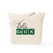 Breaking Bad - Let's Cook Tote Bag