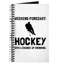 Weekend Forecast Hockey Journal
