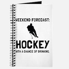 Weekend Forecast Hockey Journal