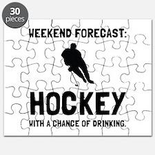 Weekend Forecast Hockey Puzzle