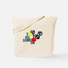 Game On Tote Bag