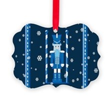 The Nutcracker Blue Ornament
