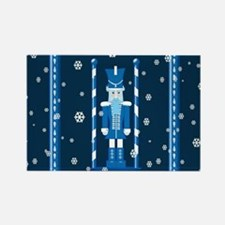 The Nutcracker Blue Magnets