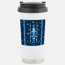 The Nutcracker Blue Travel Mug