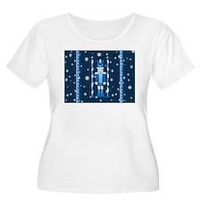 The Nutcracker Blue Plus Size T-Shirt