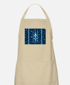 The Nutcracker Blue Apron