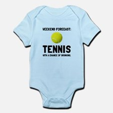 Weekend Forecast Tennis Body Suit