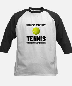 Weekend Forecast Tennis Baseball Jersey