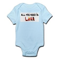 All You Need is Lava Infant Creeper