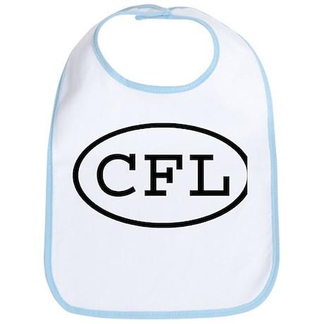 CFL Oval Bib