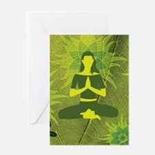 GreenGoddess Greeting Cards