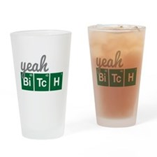 Breaking Bad - Yeah Bitch Drinking Glass
