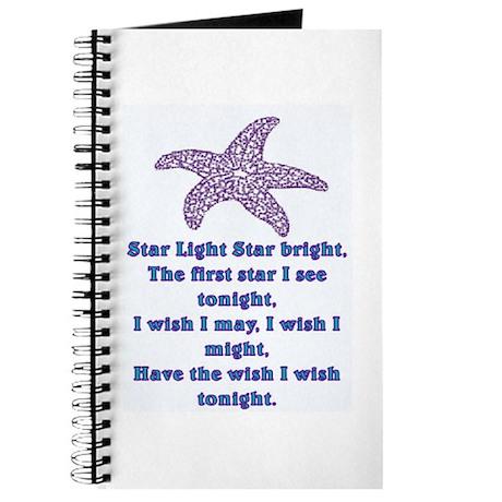 STAR LIGHT - STAR BRIGHT Journal