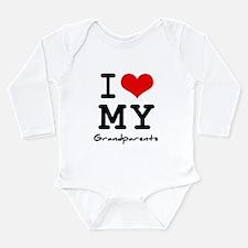 Unique Family Long Sleeve Infant Bodysuit