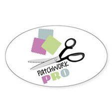 Patchwork Pro Decal