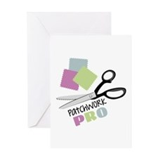 Patchwork Pro Greeting Cards