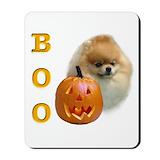 Boo dog Classic Mousepad