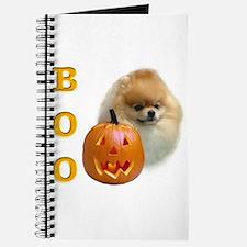 Pomeranian Boo Journal