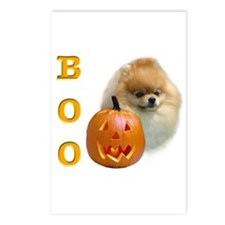 Pomeranian Boo Postcards (Package of 8)