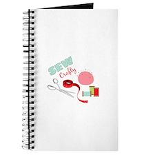Sew Crafty Journal