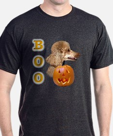 Poodle (Apr) Boo T-Shirt