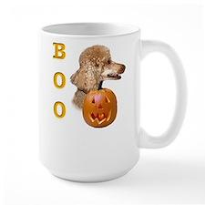 Poodle (Apr) Boo Mug
