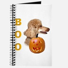 Poodle (Apr) Boo Journal