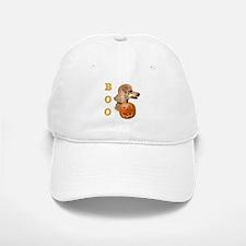 Poodle (Apr) Boo Baseball Baseball Cap