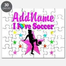 SOCCER PLAYER Puzzle