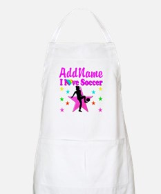 SOCCER PLAYER Apron